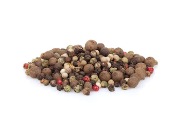 Mixed peppercorn