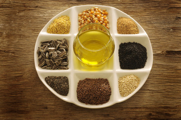 Aceite de semilla Seed oil Olio di semi زيت بذور