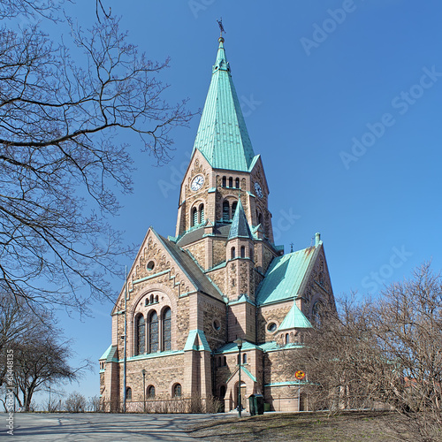 Sofia Church in Stockholm, Sweden