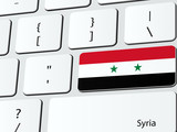 Syria flag computer icon keyboard
