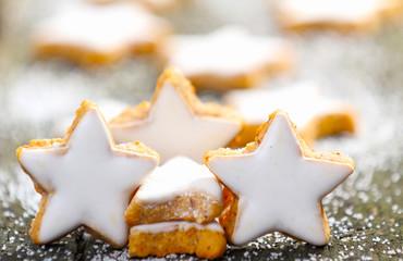 Weihnachtsbäckerei, Zimtsterne