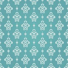 Elegant vintage seamless pattern