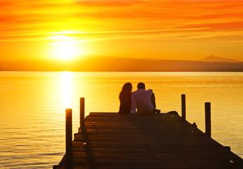 un romance en el mar