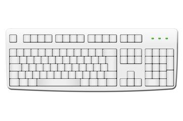 Keyboard ohne zeichen