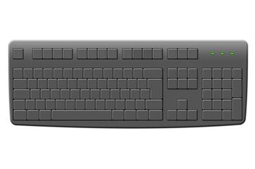 Keyboard ohne zeichen Schwarz