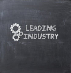 Leading industry
