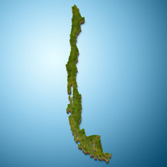 Chile map - Chilean map
