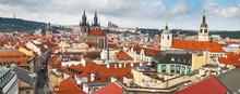Panoramiczny z Pragi