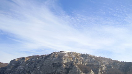 Mountain timelapse in winter. Find similar in our portfolio.