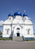 Cathedral of the monastery in Bogoliubovo. Vladimir