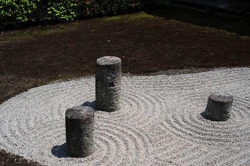 Temple Tōfuku-ji-The garden of Hojo-10
