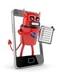 Contract with devil(mobile operator)