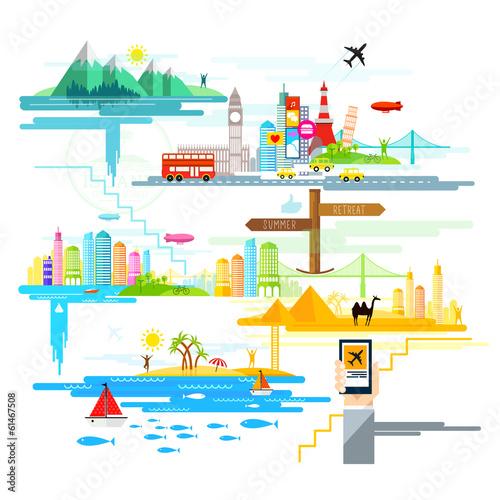 Wakacje i podróże za granicą!