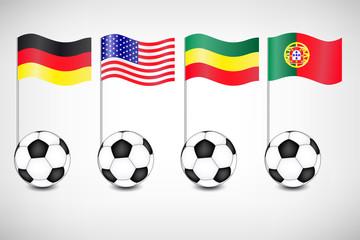 WM Fußball 2014 Gruppe G