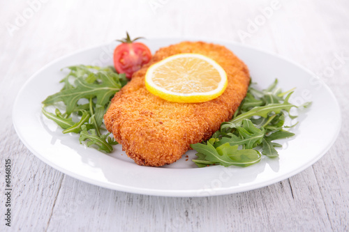 fish breaded