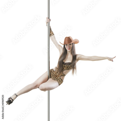 Professional poledance studio