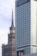 Warschau Wolkenkratzer