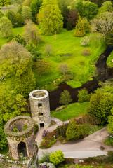 Blarney Castle Towers Ireland