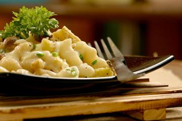 Delicious Macaroni pasta.