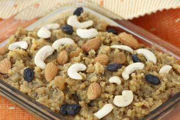 Moong Dal Halwa – An Indian sweet dish