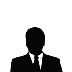 businessman head