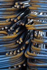 Armierung Eisen Stahl Baustahl