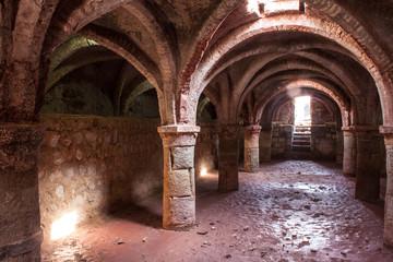 Portuguese fortress on Hormoz island, Iran