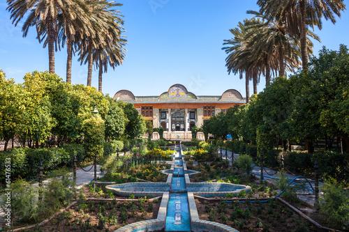 Naranjestan garden in Shiraz, Iran