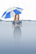 Regenschirm 38