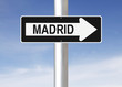 This Way to Madrid