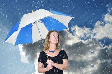 Regenschirm 42