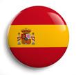 Obrazy na płótnie, fototapety, zdjęcia, fotoobrazy drukowane : Spain Flag Icon