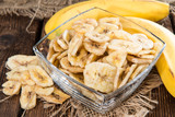 Fresh dried Banana Chips