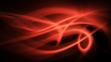 abstract flames background of fire curves in wavy motion