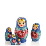 Russian Matryoshka dolls