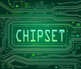 Chipset concept.