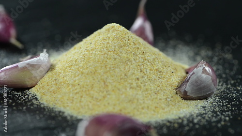 Garlic Powder (loopable)