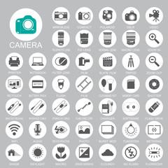 camera Photography icons