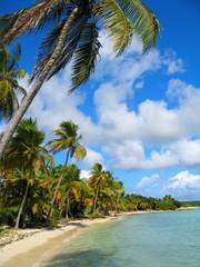 Plage du Méridien, Guadeloupe