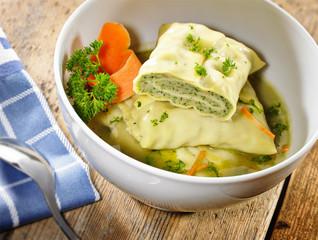 Maultaschen Suppe