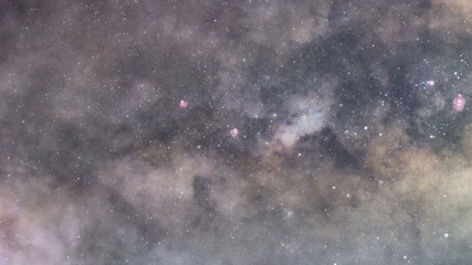 Deep zoom into the galaxy
