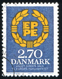 European Parliament .Elections Emblem