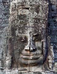 Prasat Bayon temple, Cambodia