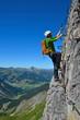 Klettern am Klettersteig - 61485393
