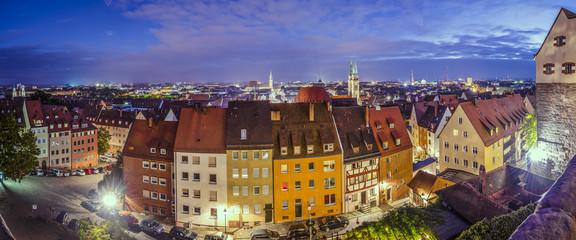 Nuremberg panorama