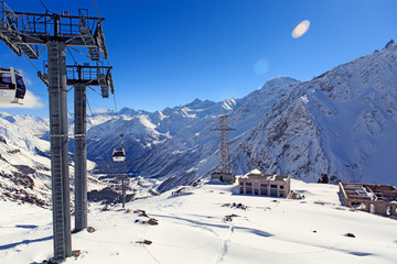 Ski resort - Elbrus