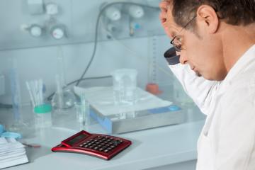 Pondering Chemist