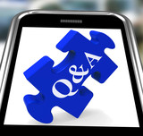 Q&A Smartphone Shows Site Questions Answers And Information
