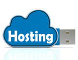 Hosting Memory Stick Means Host Website And Hosted By
