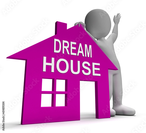 Dream House Home Shows Finding Or Designing Perfect Property